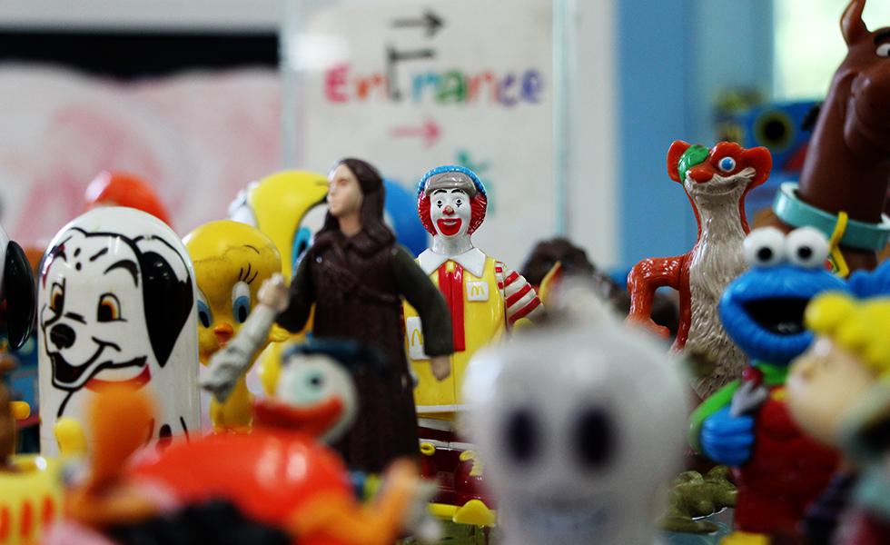 Million Toy Museum in Ayutthaya