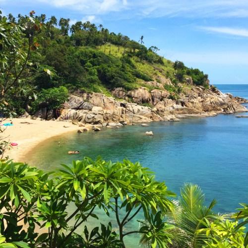 Why Nam Beach - so pretty