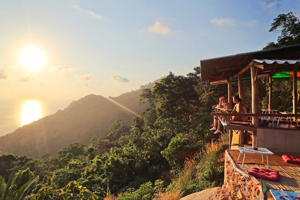 Mango Viewpoint, Koh Tao