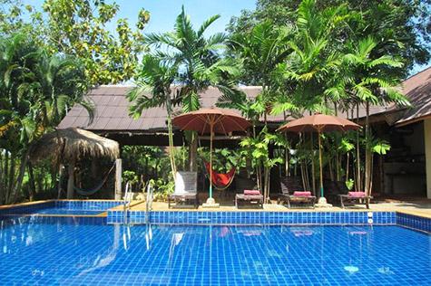 Bamboo Hideaway Resort, Koh Mak