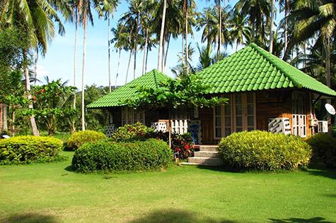 Dusita Resort, Koh Kood