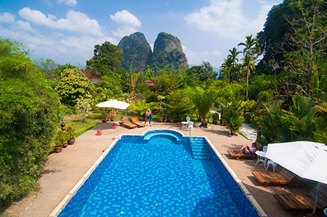 The Hotel Khaosok and Spa, Khao Sok National Park
