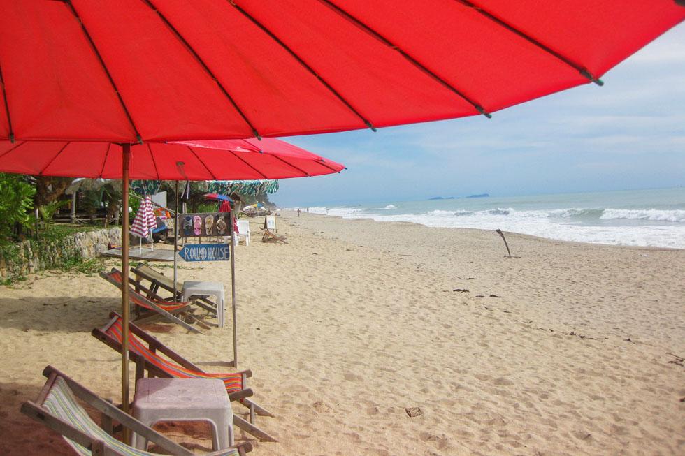 Klong Nin Beach in Koh Lanta