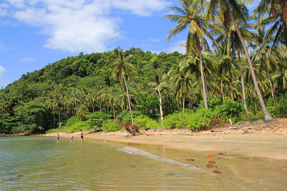 Coconut Beach Koh Jum