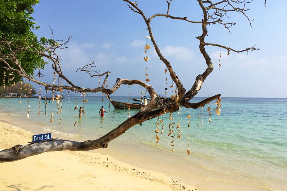 Phak Nam Bay in Koh Phi Phi