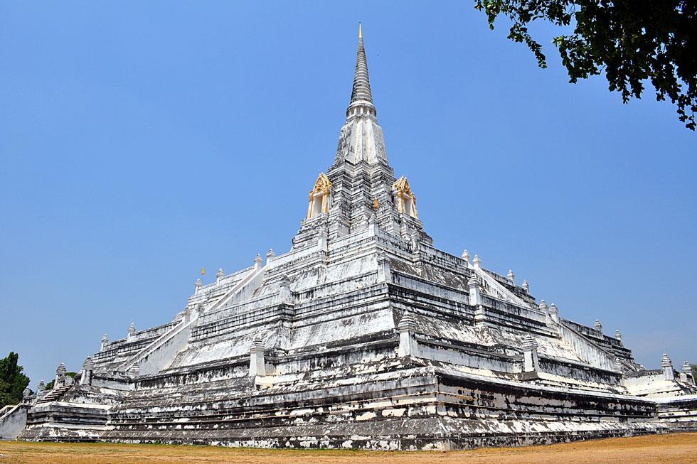 Wat Phu Khao Thong (Golden Mount)