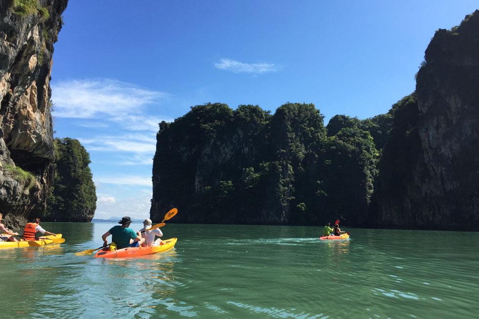 Talabeng Sea Kayaking