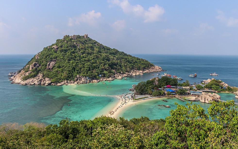 Koh Nang Yuan Viewpoint