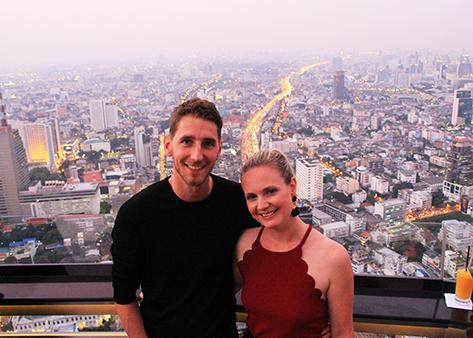 Sander and Mariska