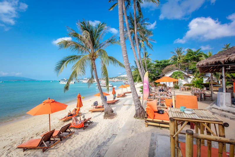 Bangrak Beach, Koh Samui