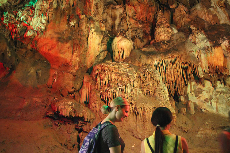 Wat Tham Cave in Chiang Dao