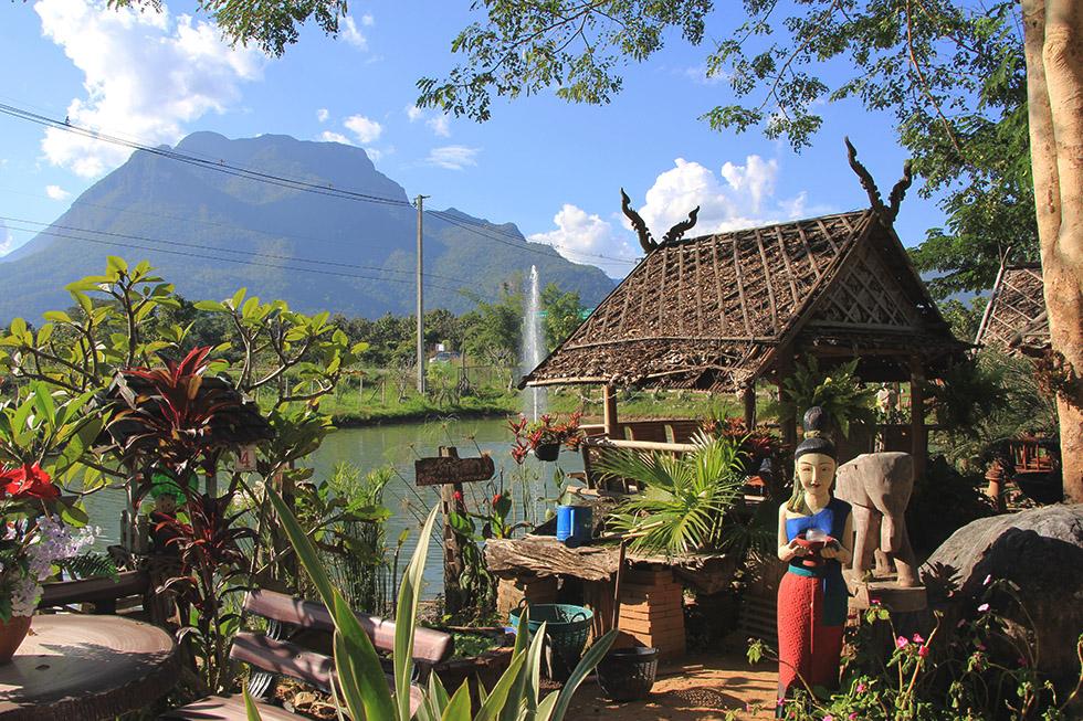 Sanae Doi Luang in Chiang Dao