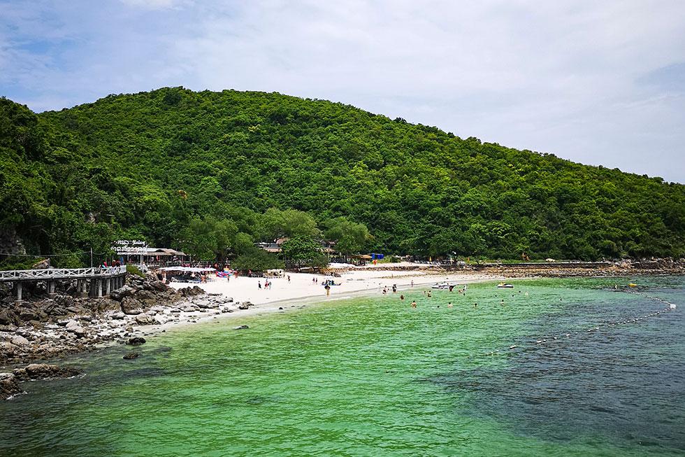 Koh Larn Island, near Pattaya