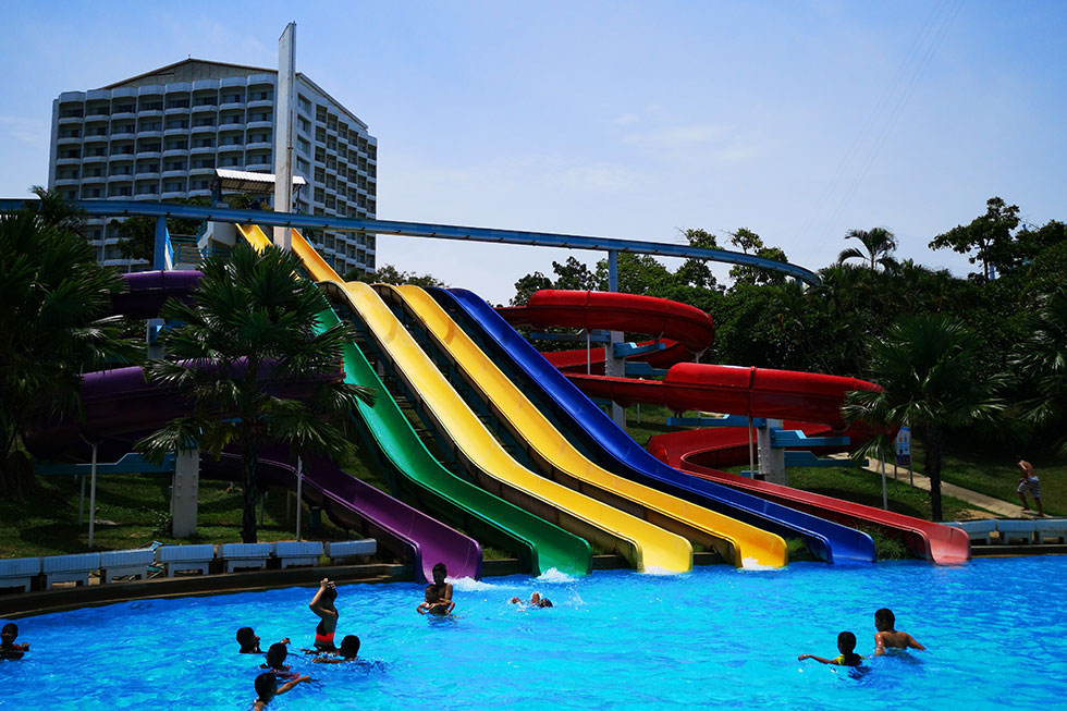 Pattaya Park in Pattaya