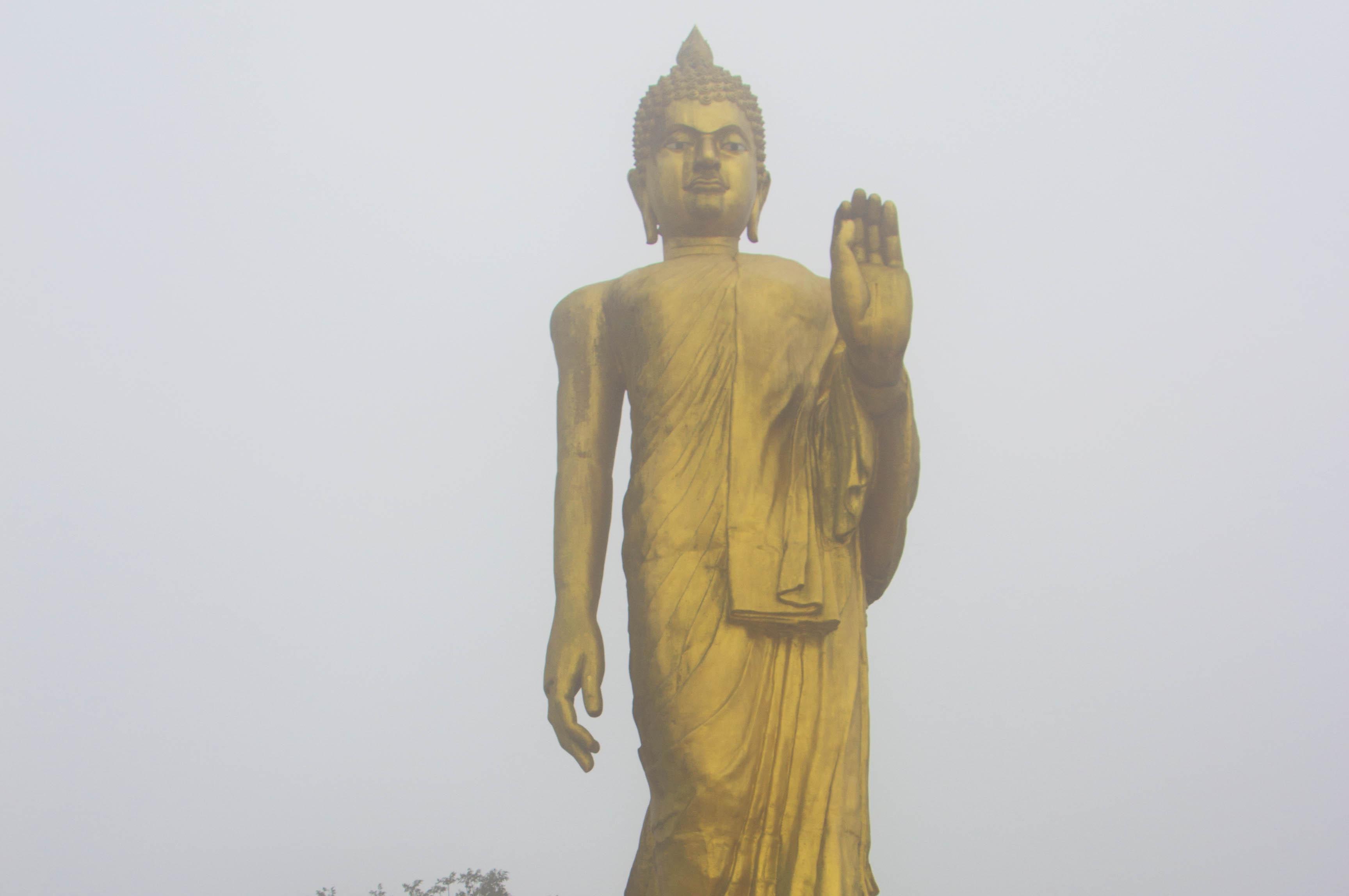Phra Phuttha Teepangkorn on Koh Samui