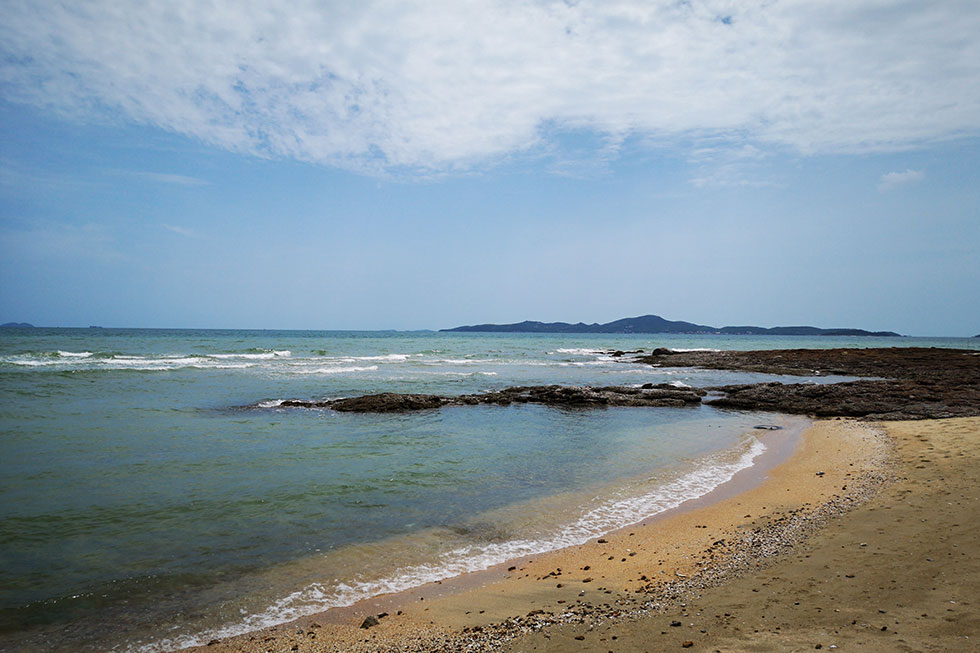 Pratumnak Beach in Pattaya