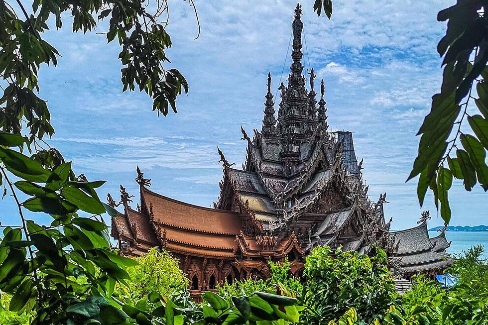 Sanctuary of Truth in Pattaya