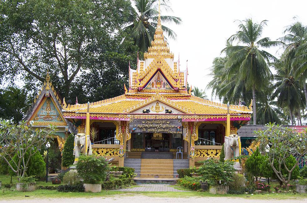 Wat Kiri Wongkaram on Koh Samui