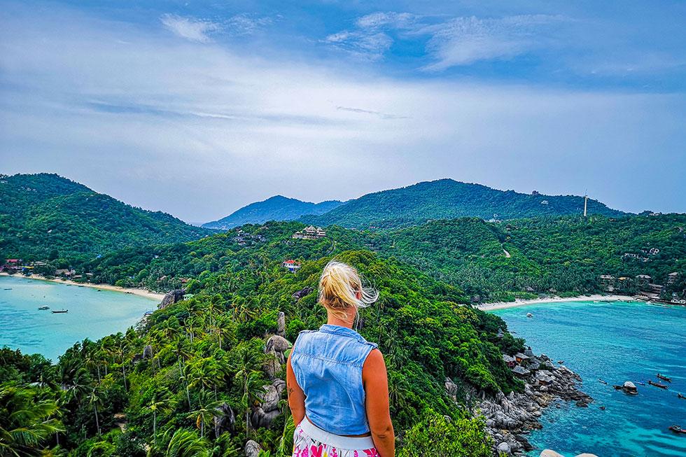 John-Suwan Viewpoint, Koh Tao