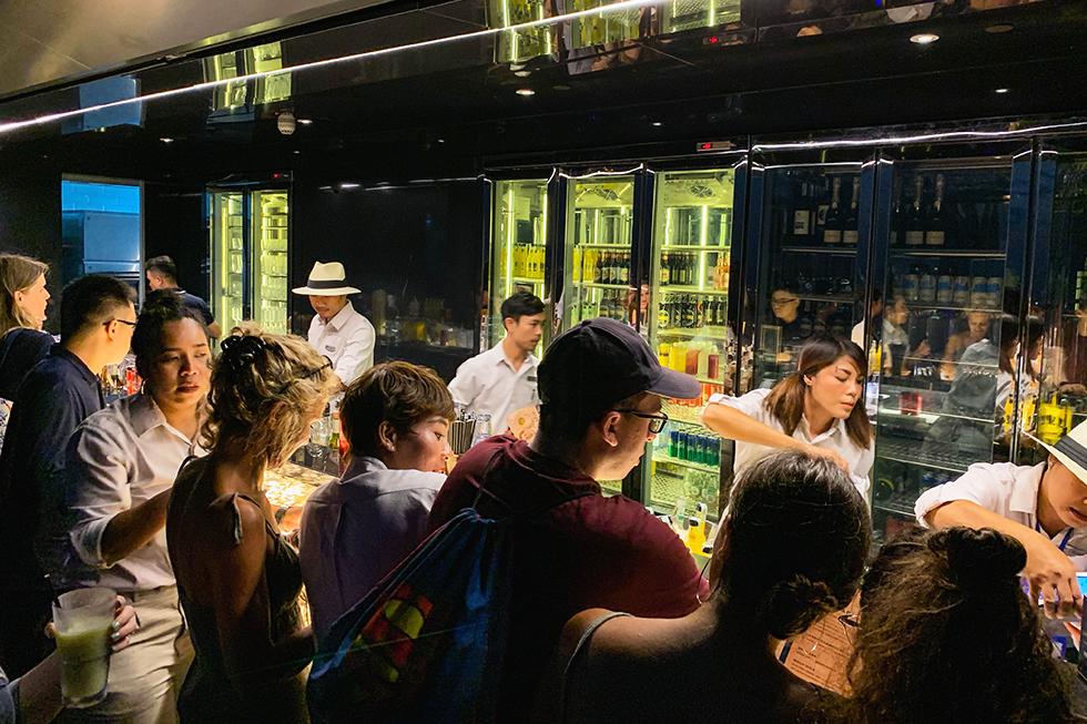 King Power MahaNakhon SkyWalk Bar