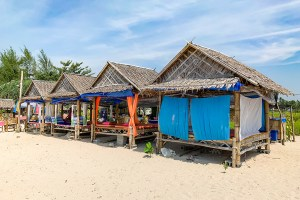 Bang Sak Beach Khao Lak