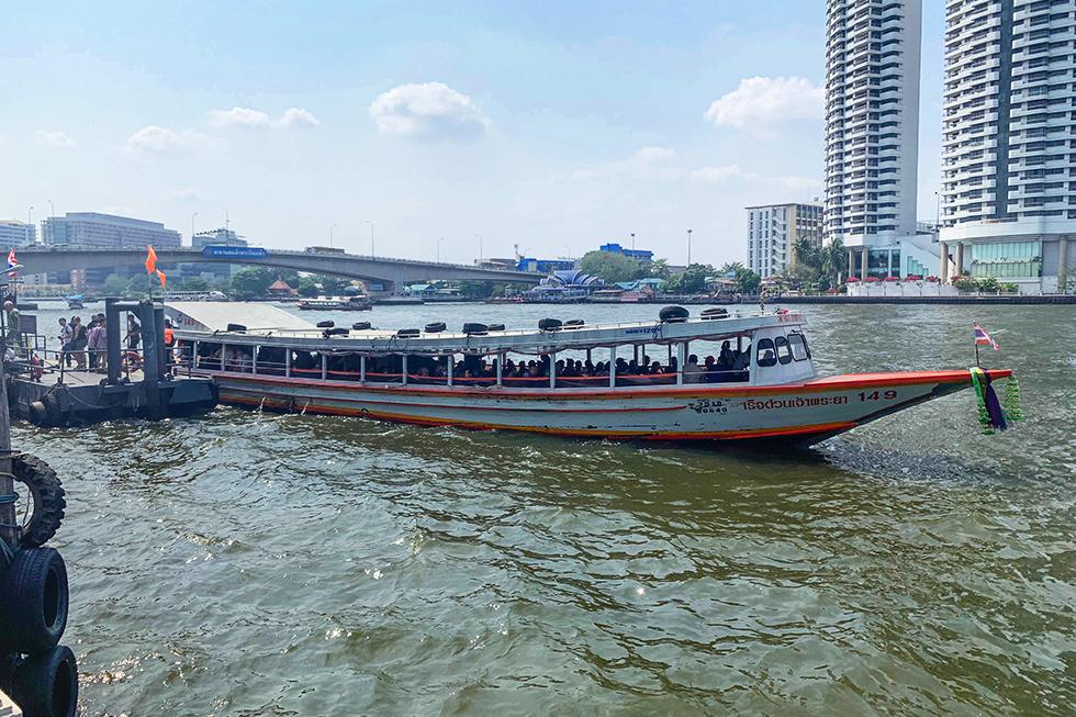 Klong Tour Thonburi