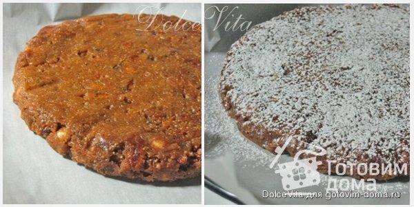 Panforte di Siena - Итальянские рождественские сладости фото к рецепту 4