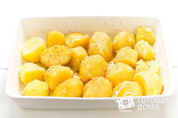 Идеальный запеченый картофель от Дж. Оливера фото к рецепту 2