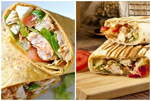 How to make a real shawarma  Step-by-step recipe for