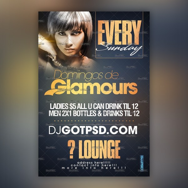 Glamours 1