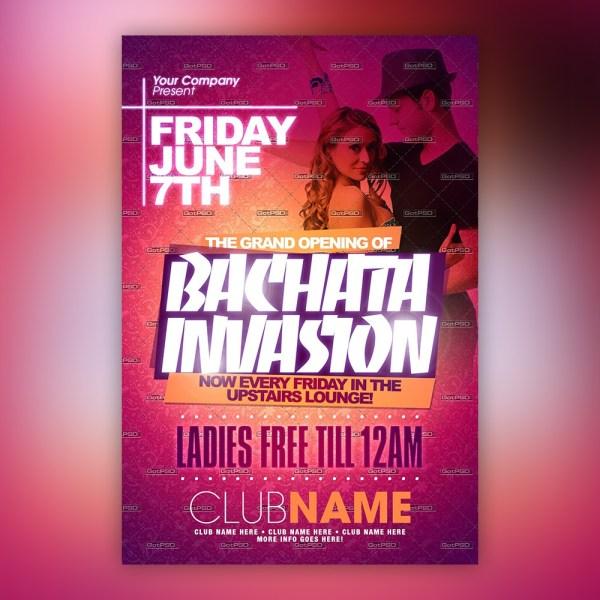 Bachata Invasion
