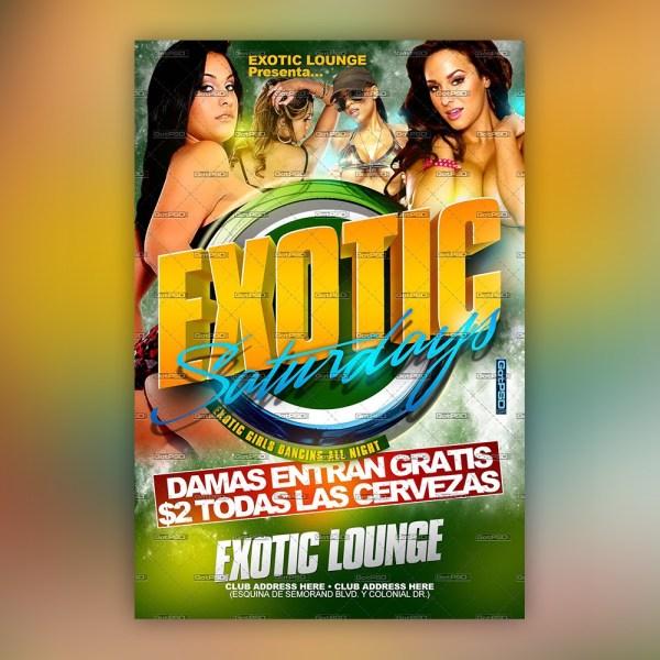 Exotic Saturdays 1