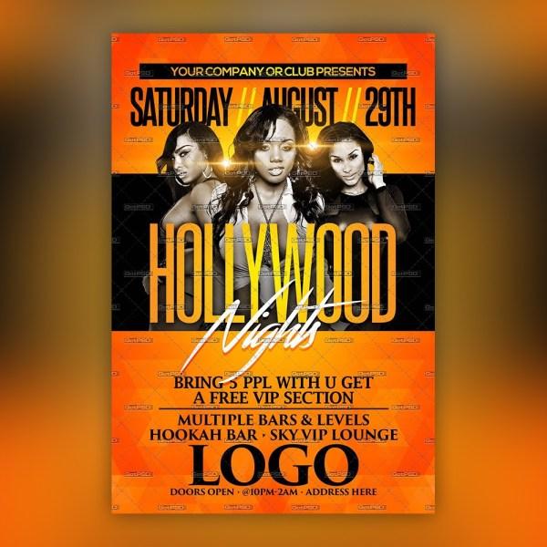 Hollywood Nights 1