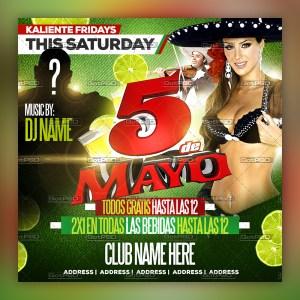 5 De Mayo 5x5 gotpsd.com