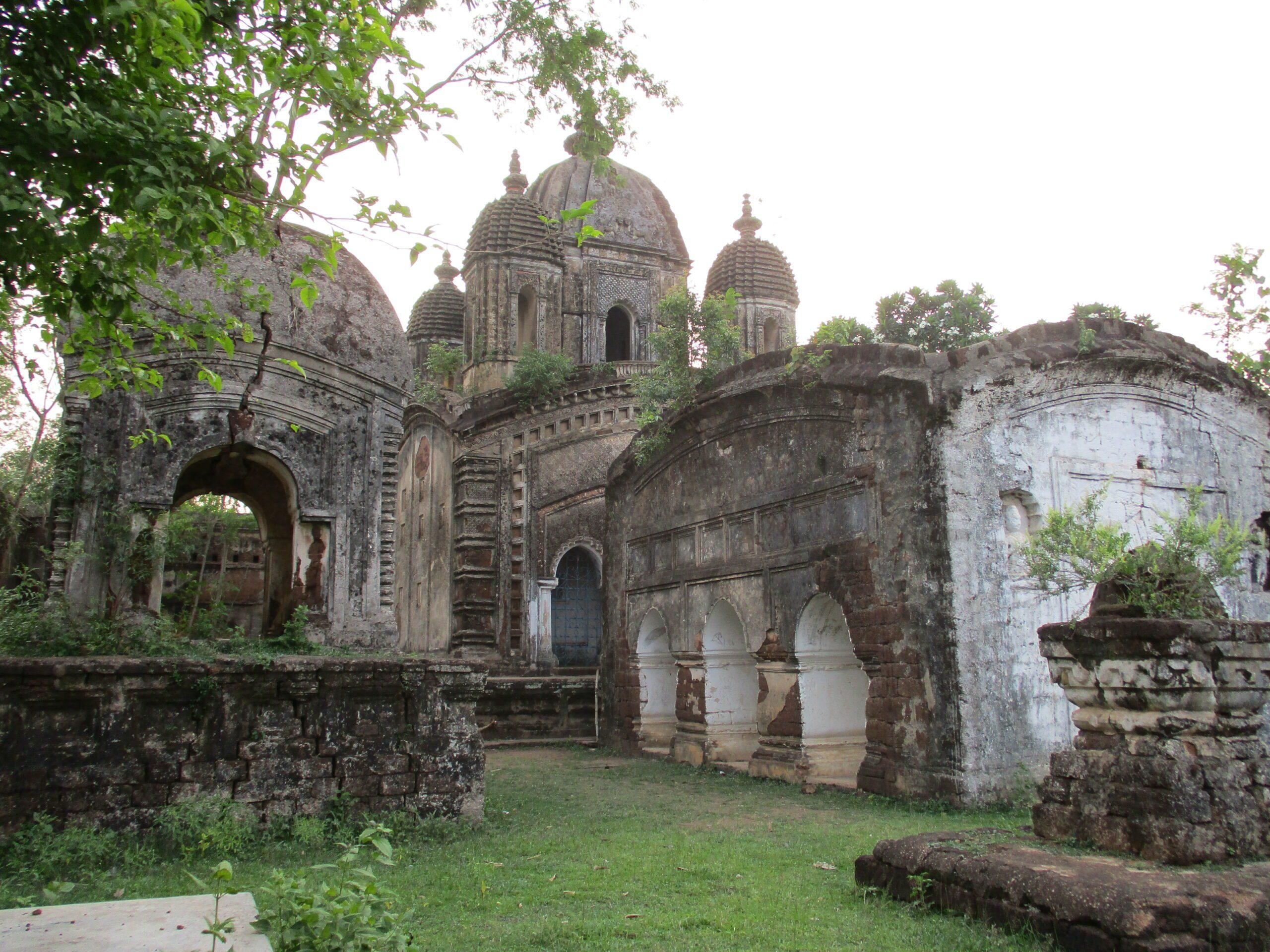 Raghunath Mandir - Banpatna - Kharagpur - Raghunath Jiu
