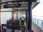 Cagneys outdoor seating