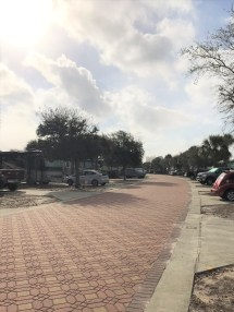 RV Resort Pavers