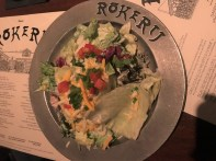 Rokerij salad