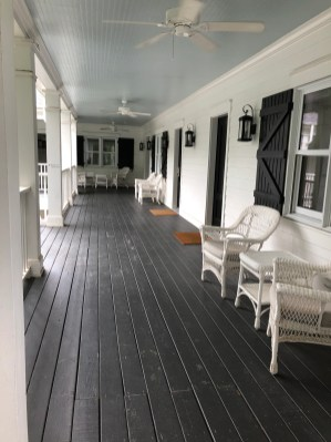 Inn Porch