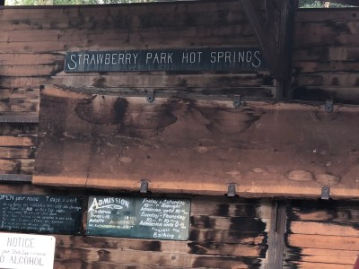 Strawberry hot springs 1