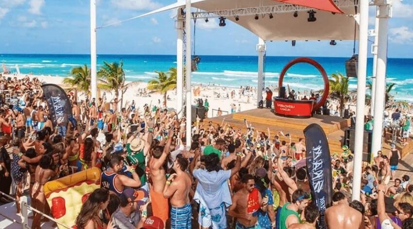 Spring Break Cancún