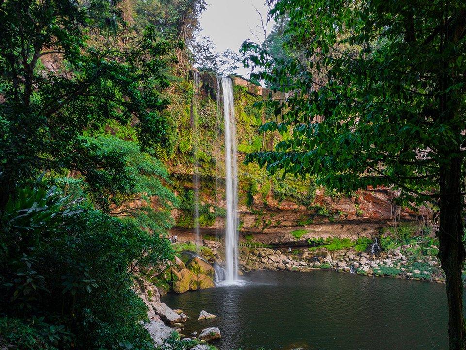 Cascadas de Misol-ha