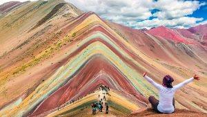 Montaña de los 7 colores