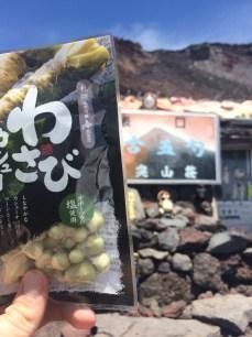 Hiking Snacks - Wasabi Peas
