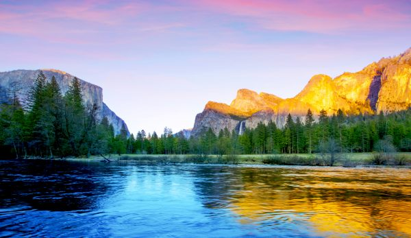 9-Day San Francisco, Yosemite, Grand Canyon South and West Tour from Las Vegas with 3 Theme Parks
