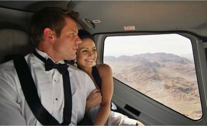 Wedding and Helicopter Tour: Las Vegas - Valley of Fire