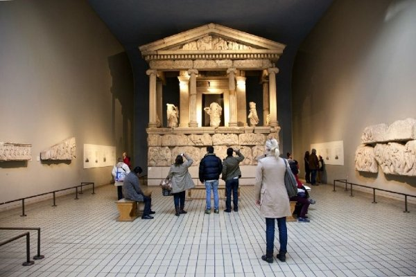 2-Hour British Museum Guided Tour