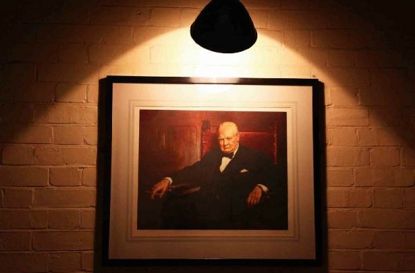 Churchill War Rooms Tour with Guided Walk through Westminster