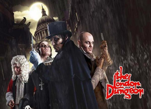 The London Dungeon Ticket