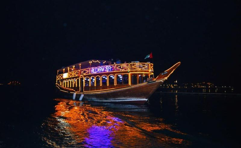 Traditional Dhow Cruise with Dinner